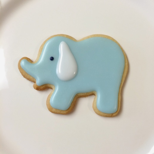 Baby Boy Elephant / © Dallas Bakes! 2013