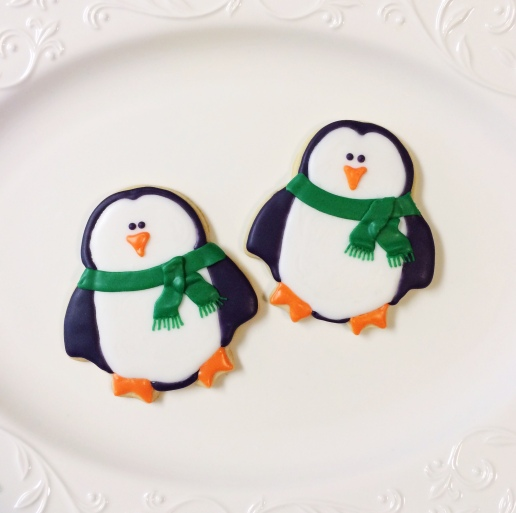 Penguin Cookies / © Dallas Bakes! 2015